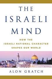 THE ISRAELI MIND by Alon Gratch