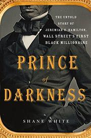 PRINCE OF DARKNESS by Shane White