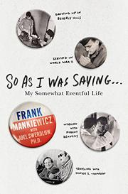 SO AS I WAS SAYING... by Frank Mankiewicz