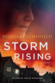 STORM RISING by Douglas Schofield