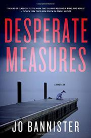 DESPERATE MEASURES by Jo Bannister