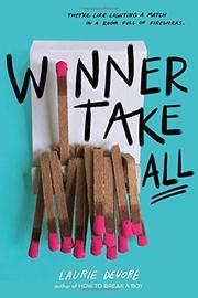 WINNER TAKE ALL by Laurie Devore