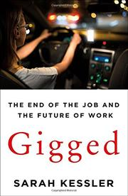 GIGGED by Sarah Kessler