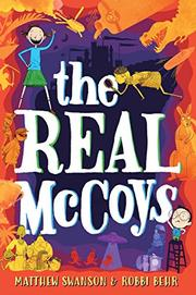 THE REAL MCCOYS by Matthew Swanson