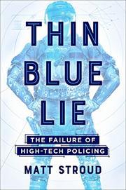 THIN BLUE LIE by Matt Stroud