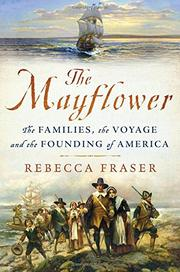 THE MAYFLOWER by Rebecca Fraser