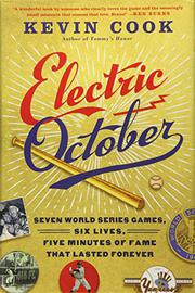 ELECTRIC OCTOBER by Kevin Cook