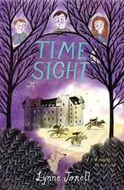 TIME SIGHT by Lynne Jonell