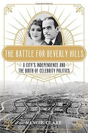 THE BATTLE FOR BEVERLY HILLS by Nancie Clare
