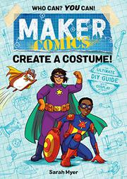 CREATE A COSTUME by Sarah Myer