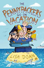 THE PENNYPACKERS GO ON VACATION by Lisa Doan
