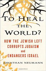 TO HEAL THE WORLD? by Jonathan Neumann