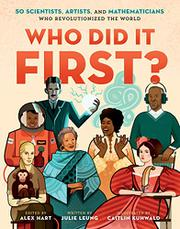 WHO DID IT FIRST? by Julie Leung