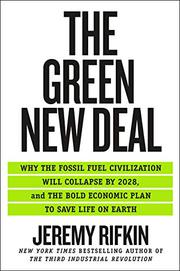 THE GREEN NEW DEAL by Jeremy Rifkin