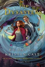 THE DYSASTERS by P.C. Cast