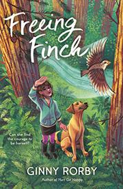 FREEING FINCH by Ginny Rorby