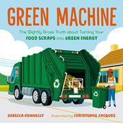 GREEN MACHINE by Rebecca Donnelly