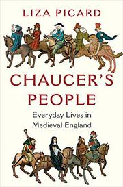 CHAUCER'S PEOPLE by Liza Picard
