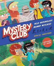 MYSTERY CLUB by Davide Cali