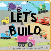 LET'S BUILD by Houghton Mifflin Harcourt