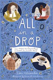 ALL IN A DROP by Lori  Alexander