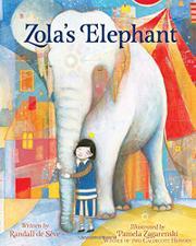 ZOLA'S ELEPHANT by Randall de Sève