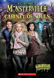 THE CABINET OF SOULS by Jo Ann Ferguson