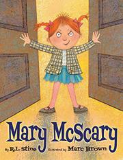 MARY MCSCARY by R.L. Stine