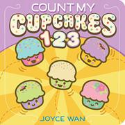 COUNT MY CUPCAKES 123 by Joyce Wan