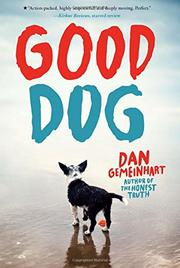 good dog by dan gemeinhart kirkus reviews