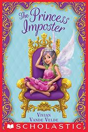 THE PRINCESS IMPOSTER by Vivian Vande Velde