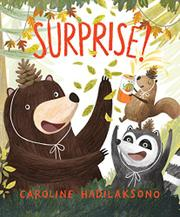 SURPRISE! by Caroline Hadilaksono