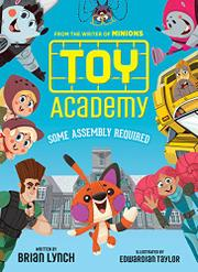 SOME ASSEMBLY REQUIRED by Brian Lynch