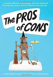 THE PROS OF CONS by Alison Cherry