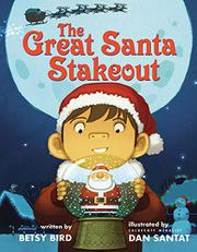 THE GREAT SANTA STAKEOUT by Betsy Bird