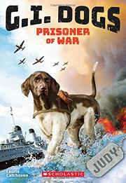 JUDY, PRISONER OF WAR by Laurie Calkhoven