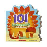 101 DINOSAURS by April Jones Prince