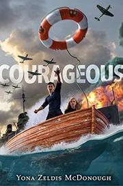 COURAGEOUS by Yona Zeldis McDonough