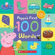 PEPPA'S FIRST 100 WORDS by eOne