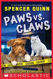 PAWS VS. CLAWS by Spencer Quinn