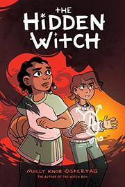 THE HIDDEN WITCH by Molly Knox Ostertag