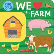 WE LOVE THE FARM by Rachael Saunders