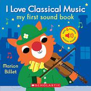 I LOVE CLASSICAL MUSIC  by Marion Billet
