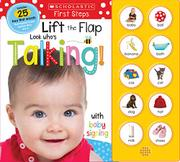 LOOK WHO'S TALKING by Scholastic Inc.