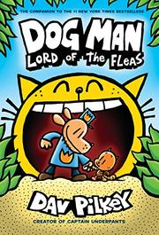 LORD OF THE FLEAS by Dav Pilkey