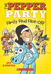 THE PEPPER PARTY FAMILY FEUD FACE-OFF by Jay Cooper