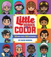 LITTLE HEROES OF COLOR by David Heredia