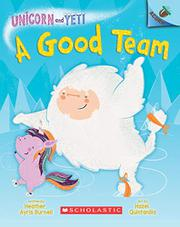 A GOOD TEAM by Heather Ayris Burnell