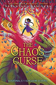 THE CHAOS CURSE by Sayantani DasGupta