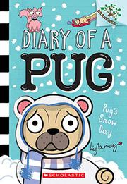PUG'S SNOW DAY by Kyla May